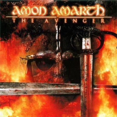 The Avenger (1999) Amon_Amarth-The_Avenger_cover
